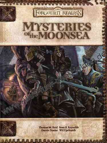 FR: Mysteries of the Moonsea