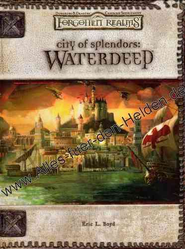 FR: City of Splendors: Waterdeep