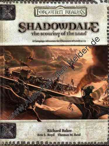FR: Shadowdale: The Scouring of the Land