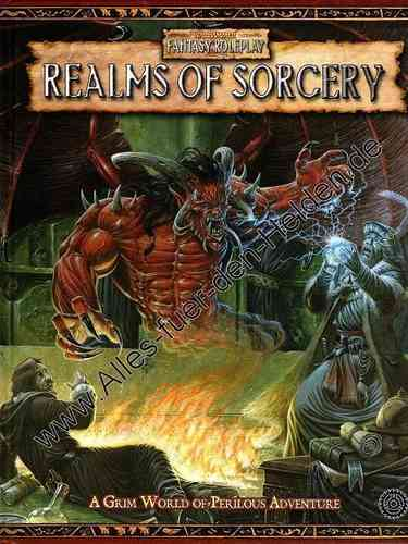 WFRP: Realms of Sorcery