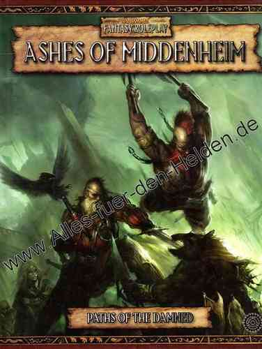 WFRP: Ashes of Middenheim