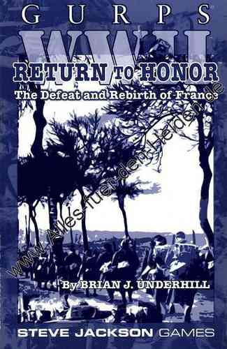 GURPS WW II: Return to Honor