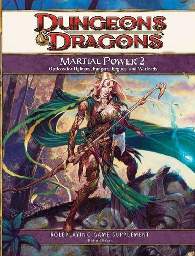 D&D4: Martial Power 2