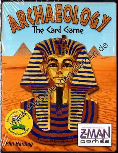 Archaeology: The Card Game EN