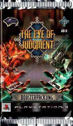 The Eye of Judgment: Boosterpackung