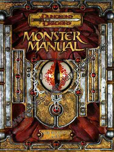 Monster Manual v.3.5