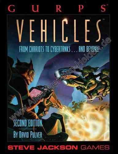 GURPS Vehicles