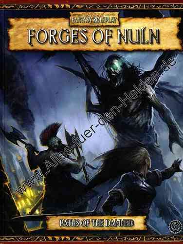 WFRP: Forges of Nuln