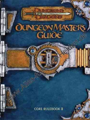 D&D3: Dungeon Master's Guide v.3.0