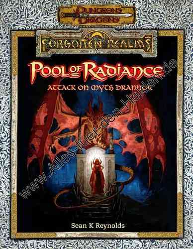 FR: Pool of Radiance: Attack on Myth Drannor