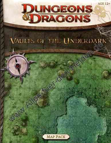 D&D4: Vaults of the Underdark (Map Pack)