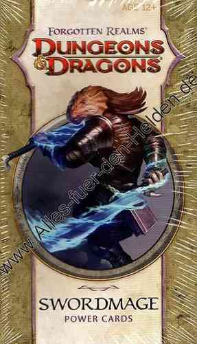 Forgotten Realms: Power Cards: Swordmage