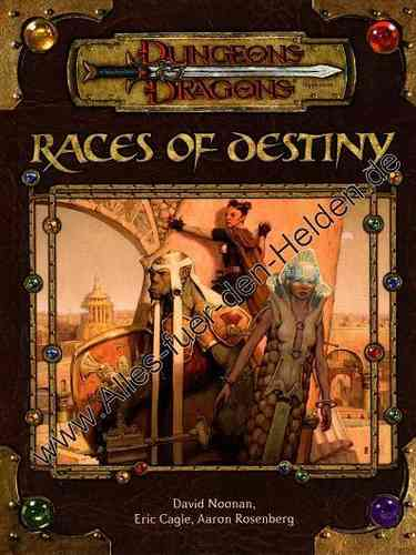 D&D3: Races of Destiny