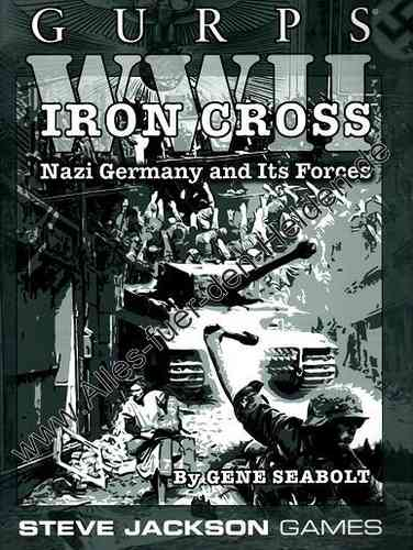 GURPS WWII: Iron Cross