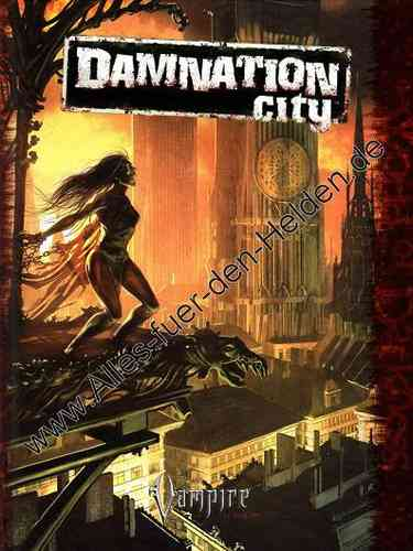 Vampire: The Requiem: Damnation City