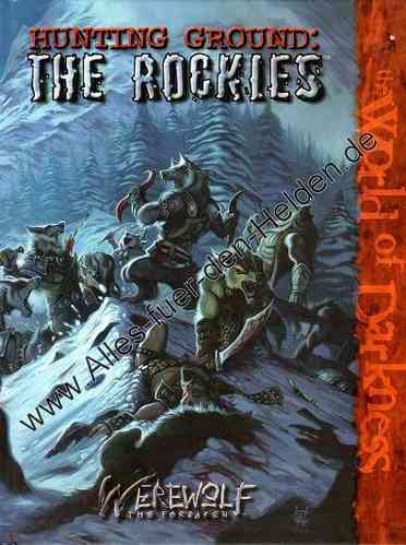 Werewolf: The Forsaken: Hunting Ground: The Rockies