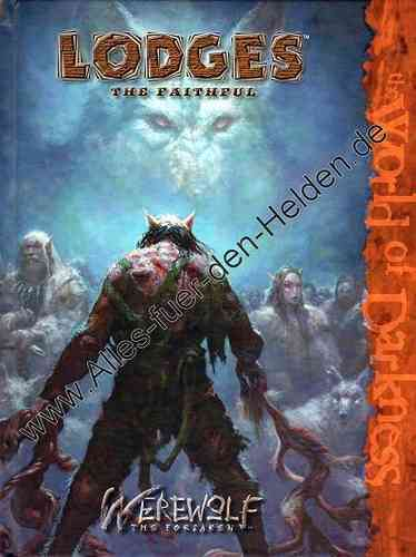 Werewolf: The Forsaken: Lodges: The Faithful