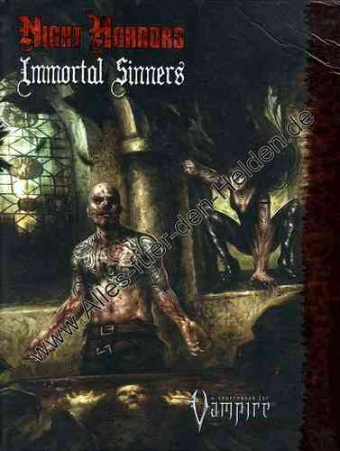 Vampire: The Requiem: Night Horrors: Immortal Sinners