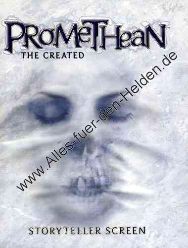 Promethean: The Created: Storyteller Screen