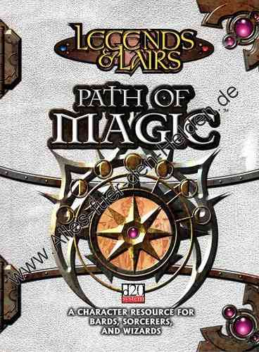 Legends & Lairs: Path of Magic