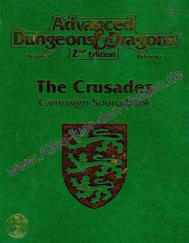 The Crusades Campaign Sourcebook