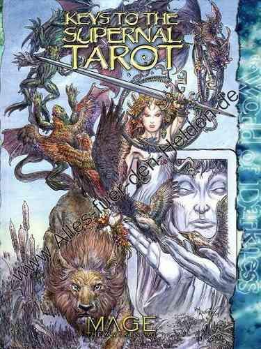 Mage: The Awakening: Keys to the Supernal Tarot