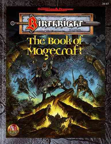 Birthright: The Book of Magecraft