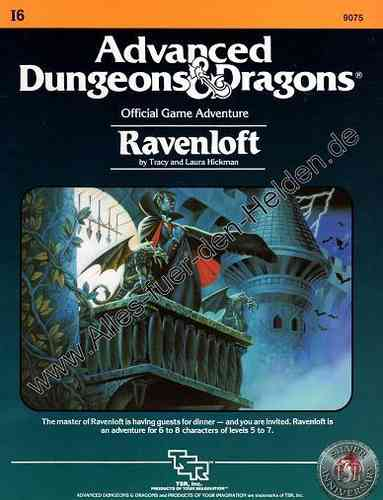 Ravenloft - Silver Anniversary Collector's Edition