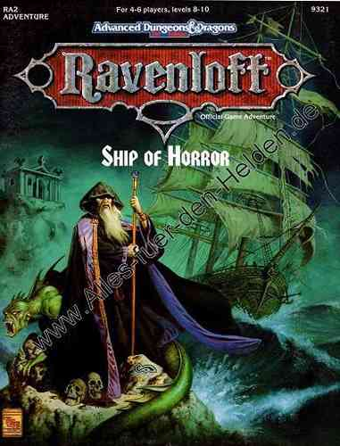Ravenloft: Ship of Horror