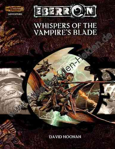 Eberron: Whispers of the Vampire's Blade