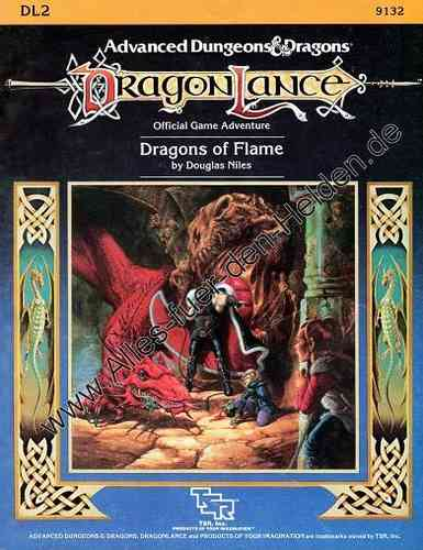 Dragonlance: Dragons of Flame