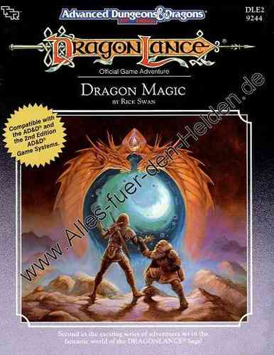 Dragonlance: Dragon Magic