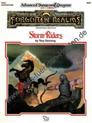 FR: Storm Riders