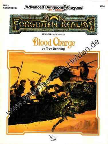FR: Blood Charge