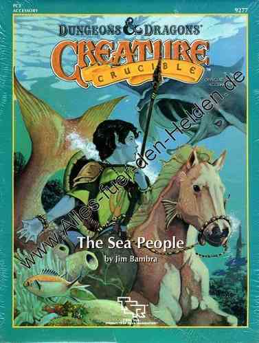 Creature Crucible: The Sea People