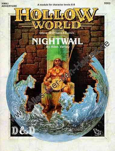 Hollow World: Nightwail