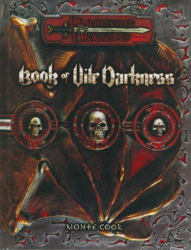 D&D3: Book of Vile Darkness