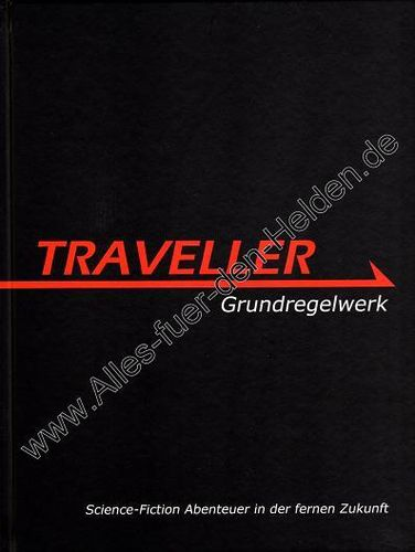 Traveller: Grundregelwerk