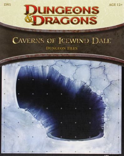 D&D4: Caverns of Icewind Dale (Dungeon Tiles)