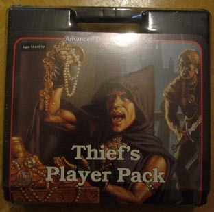 AD&D: Thief's Player Pack - Official Game Accessory