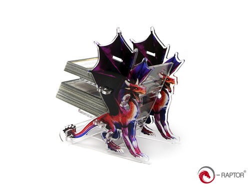 Card Holder - 2L Dragon NEW!