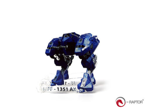 Dice Tower MFF Mech Blue NEW!