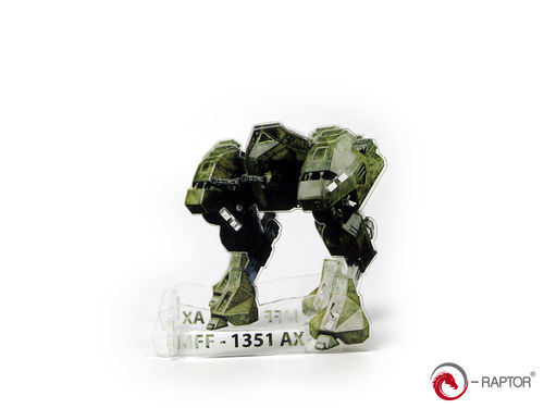 Dice Tower MFF Mech Green NEW!