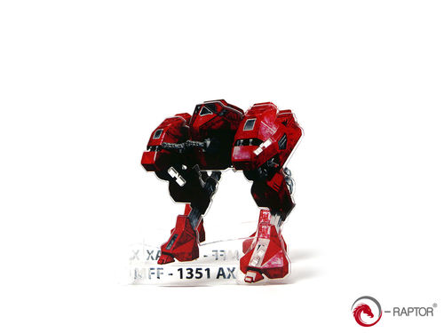Dice Tower MFF Mech Red NEW!
