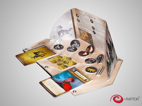 Organizer A Game of Thrones: The Board Game™