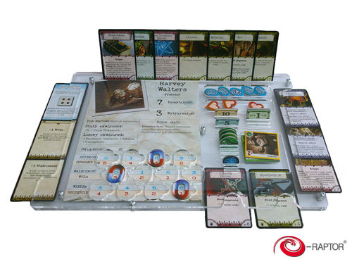 Organizer compatible with Arkham Horror™