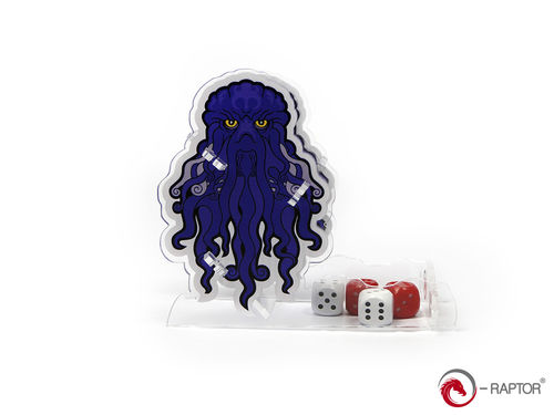 Dice Tower - Cthulhu Purple Small NEW!
