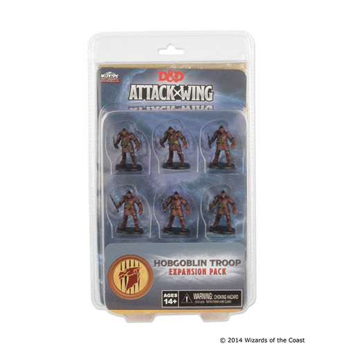 D & D Attack Wing: Hobgoblin Troop (engl.)