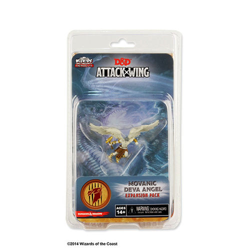 D & D Attack Wing: Movanic Deva Angel (engl.)