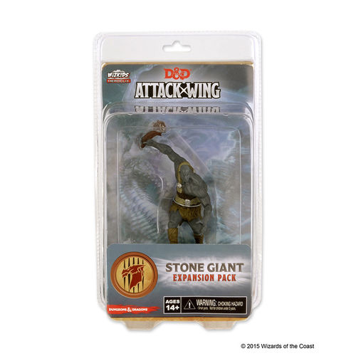 D & D Attack Wing: Stone Giant (engl.)